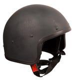 casque noir Images libres de droits