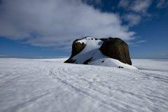 Casquete glaciar de Vatnajokull Fotos de archivo