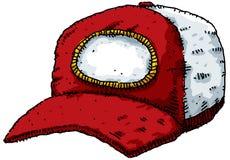 Casquette de baseball Photographie stock libre de droits