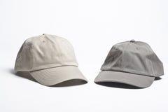 casquettes de baseball Photographie stock libre de droits