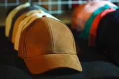 Casquillo colorido, casquillo Fotos de archivo
