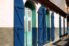 Casquillo colorido Haitien Fotografía de archivo