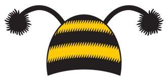 Casquillo de la abeja Fotos de archivo
