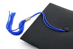 Casquillo de la graduación Foto de archivo libre de regalías