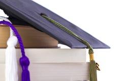 Casquillo de la graduación Fotos de archivo libres de regalías
