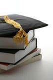 Casquillo de la graduación Imagen de archivo libre de regalías