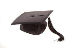 Casquillo de la graduación Imágenes de archivo libres de regalías