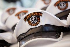 Casquillo del capitán Imagen de archivo