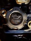 Casquillo del petróleo Imagen de archivo