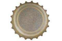 Casquillo reverso del botlle Foto de archivo libre de regalías