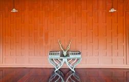 Casquillo tailandés del estilo Imagen de archivo