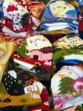 Casquillos de las lanas Foto de archivo libre de regalías