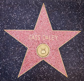 Cass Daley star Royalty Free Stock Photo