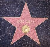 Cass Daley stjärna Royaltyfri Foto
