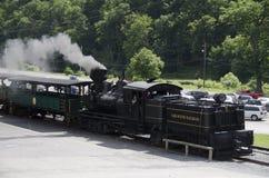 Cass Scenic Excursion Train - 5 Stock Photos