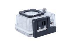 Cassa della macchina fotografica di azione Fotografia Stock Libera da Diritti