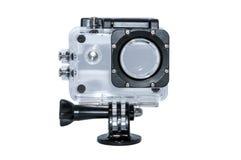 Cassa della macchina fotografica di azione Fotografie Stock