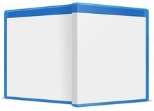 Cassa di Blu-ray - spazio in bianco Fotografia Stock