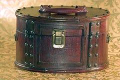 Cassa di legno Fotografia Stock