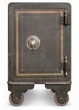 Cassaforte dell'annata immagine stock