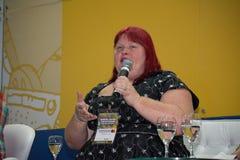 Cassandra Clare Royalty-vrije Stock Afbeeldingen