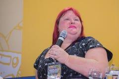 Cassandra Clare Photo stock