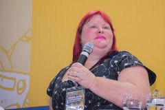Cassandra Clare Stock Photo