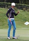 Cassandra Kirkland, Dames het Frans opent 2010 Stock Foto's