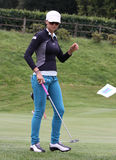 Cassandra Kirkland, francese delle signore apre 2010 Fotografie Stock
