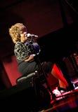 Cassandra Mathews & San Francisco Gospel Diva Royalty Free Stock Images