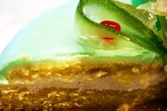 Cassata siciliana Stock Photography