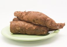 Cassava Royalty Free Stock Photos