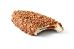 casse-croûte de chocolat de bar Images stock