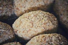Casse-croûte de poulet photo stock