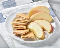 Casse-croûte nutritif Photographie stock libre de droits