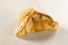 Casse-croûte brésilien Viande Esfiha sur la table Photos libres de droits