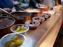 Casse-croûte célèbre à Nanjing Images libres de droits