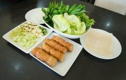 Casse-croûte délicieux de garniture de Namneung photographie stock libre de droits