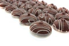 Casse-croûte doux de bonbon à milieux de nourritures de fraîcheur de tas de biscuit de dessert de biscuit de casse-croûte de nour Images stock