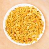 Casse-croûte indien photo libre de droits