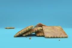 Casse-croûte salés Photos stock