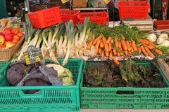 Casse di verdure Immagini Stock Libere da Diritti