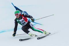 CASSE Mattia (ITA). Alta Badia, ITALY 22 December 2013. CASSE Mattia (ITA) competing in the Audi FIS Alpine Skiing World Cup MEN'S GIANT SLALOM Stock Photo