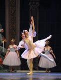 Casse-noix de ballet de Clara Ballet-Tableau 3-The Photo stock