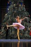 Casse-noix de ballet de Clara Ballet-Tableau 3-The Photographie stock libre de droits