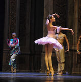 Casse-noix de ballet de Clara Ballet-Tableau 3-The Image libre de droits