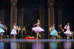 Casse-noix de Clara et de ballet d'amis-Le Photo libre de droits