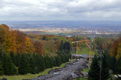 Cassel in Germania fotografia stock libera da diritti