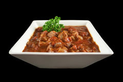 casserole βόειου κρέατος Στοκ φωτογραφία με δικαίωμα ελεύθερης χρήσης