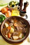 casserole βόειου κρέατος Στοκ Εικόνα